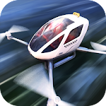 Drone Taxi Simulator Icon