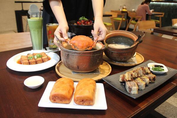 台北美食 十二月粥品·飲茶·私房菜-復古洋房改造,台北東區吃飯好選擇