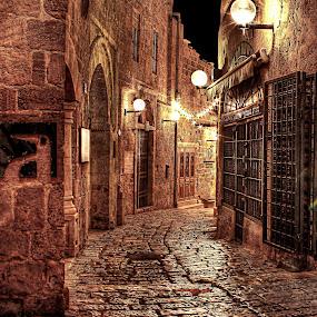 JAFFA by Abu  Janjalani Abdullah - City,  Street & Park  Neighborhoods ( street&park, neighborhoods, city )