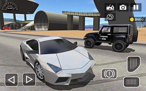 Real Stunts Drift Car Driving 3D apktreat screenshots 2