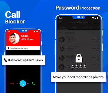 Auto Call Recorder 2019 Screenshot