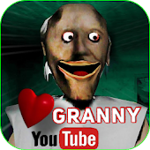 Scary Granny Is Youtube(mod new 1.5)