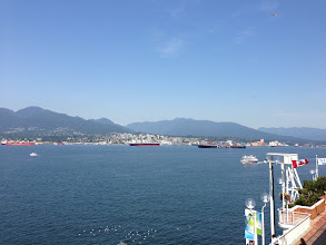 Photo: View from Canada Place
