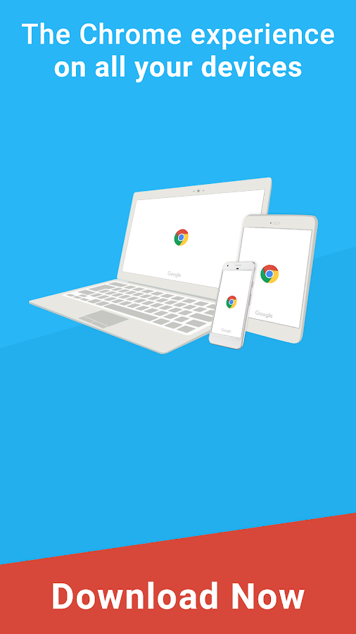 Google Chrome: Fast & Secure- screenshot