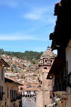 Photo: Downtown Cusco