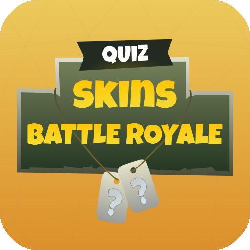 Quiz Battle Royale skins