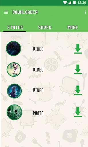 Video Status Downloader For Whatsapp 2018 1.2 screenshots 2