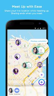 Jink: Messaging • Meets • Maps- screenshot thumbnail