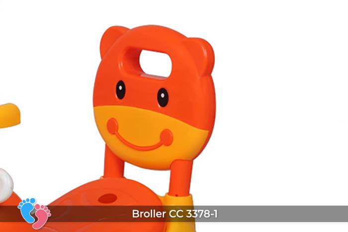 Xe chòi chân có nhạc Broller CC-3378-1 22