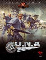 AT-43: Army Book : U.N.A.