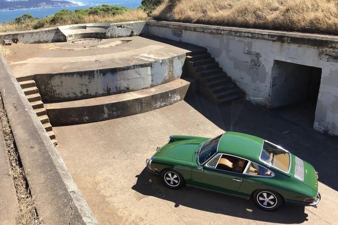 1968 Porsche 911L Hire CA 94132