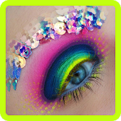 Artistic Eyes Makeup