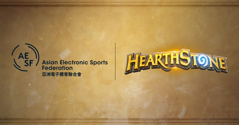 Hearthstone – StarCraft II ขยายวงการอีสปอร์ตสู่เอเชียนเกมส์