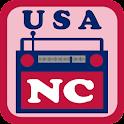 USA North Carolina Radio icon