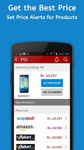 Price Comparison App for India screenshot 1