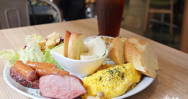 沐樂咖啡信義東門店~豐盛早午餐盤與人氣午餐,不限時咖啡店