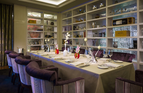 The Grill Room - Washington | Restaurant Review - Zagat