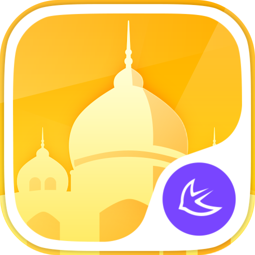 Holylight theme for APUS Icon