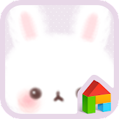 Fluffy Bunny 도돌런처 테마