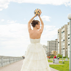 Wedding photographer Marina Bazhanova (id24448806). Photo of 08.07.2016