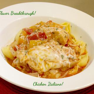 Chicken Italiano!