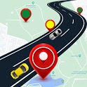 GPS Maps Free Navigation, Route Finder, Directions icon
