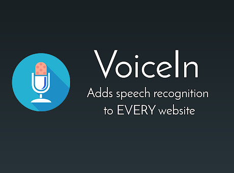 Voice In Voice Typing