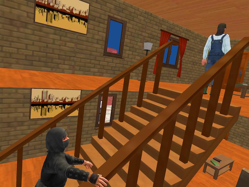 Crime City Thief Robbery – Sneak Simulator