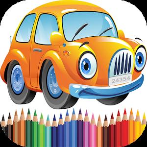 Tải Cars coloring book APK