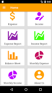 My Expense Manager- screenshot thumbnail