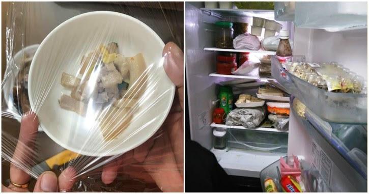 2 thói quen giữ đồ ăn thừa trong tủ lạnh gây ảnh hưởng sức khoẻ