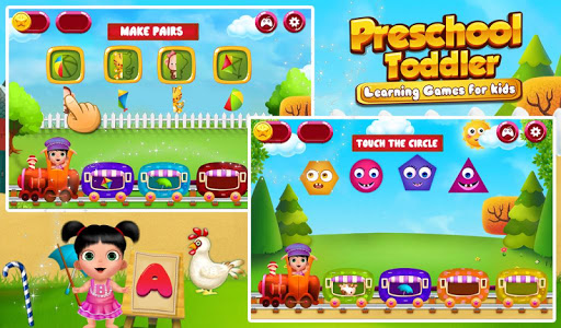 Preschool Toddler Learning v1.0.0