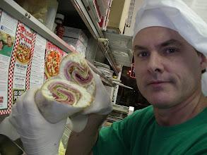 Photo: Italian Sub at Pino`s Pizza.