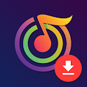 MP3 Downloader For Music Mp3 Cutter Ringtone Maker icon