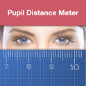 Pupil Distance Meter PD camera icon