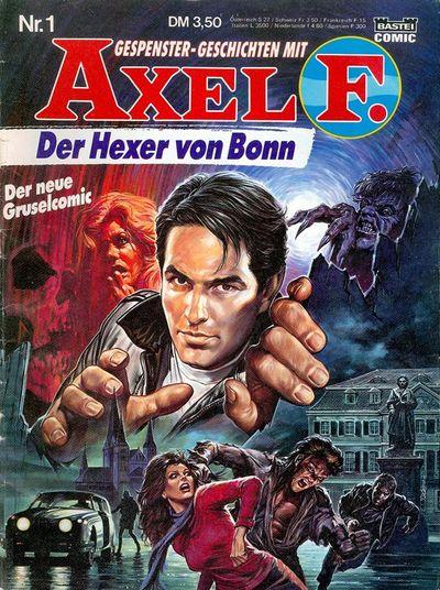 Axel F. - Der Hexer von Bonn
