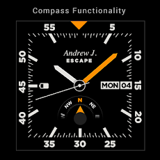 Escape Watchface Android Wearのおすすめ画像3