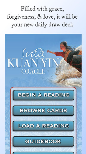 Wild Kuan Yin Oracle screenshot 5