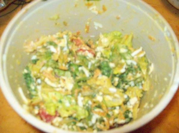 Wilted Leaf Lettuce Salad Ii By Diane Recipe