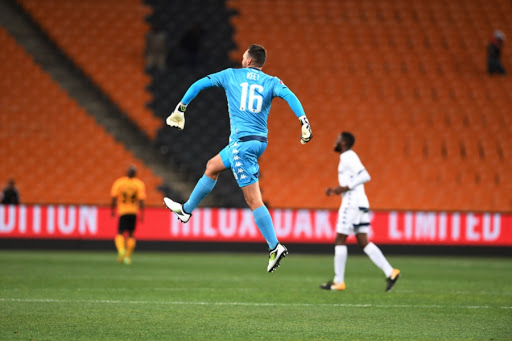 Keepers' duel good for Bafana