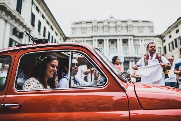 Wedding photographer Nicola Damonte (damonte). Photo of 03.07.2017