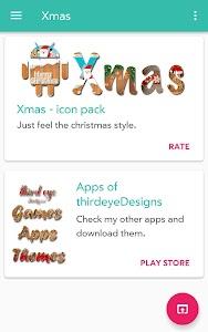 Holidays - icon pack v1.2