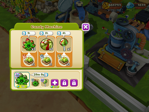 CannaFarm - Weed Farming Collection Game screenshots 9