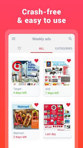 Sales & Deals. Weekly ads from Target, CVS, Costco 2.13.2 screenshots 8