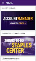 Screenshot of Los Angeles Lakers