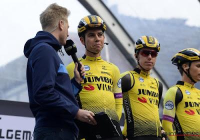 """Wout Van Aert: """"Mathieu is een klasbak. Hij zal er straks wel bij zijn in de finale"""""""