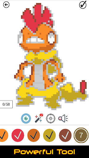 Poke Pixel Art 1.1 screenshots 4
