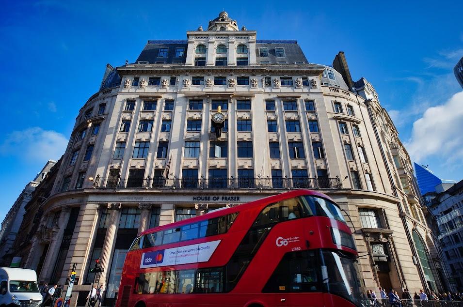 Hội nghị thượng đỉnh LONDON Street View 2019 12