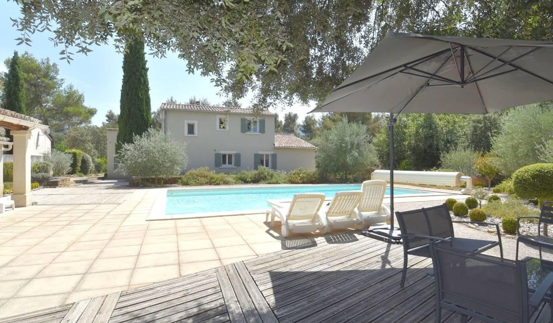 Maison avec piscine et terrasse Ménerbes