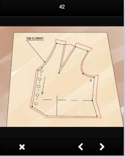 Clothig Patterns Design - náhled
